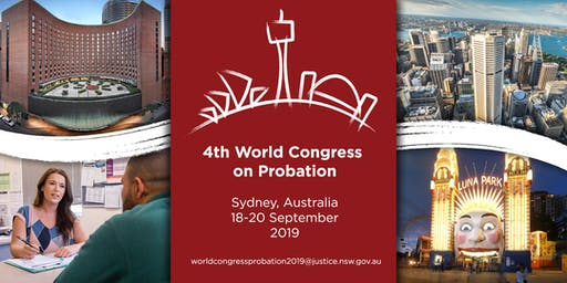 4th World Congress on Probation, Sydney, 2019