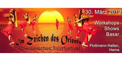 Im Zeichen des Orients 20 Uhr Show: Orient Crossov