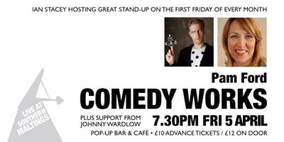 Comedy Works: Pam Ford Plus Johnny Wardlow