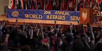 World Affairs Seminar 2019