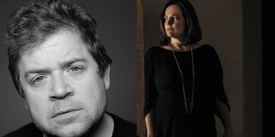 An Evening with Patton Oswalt Discussing Michelle McNamara's I'll Be Gone in the Dark