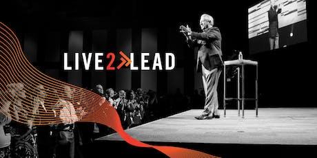 LIVE2LEAD 2019 - TEAM LEADERSHIP TRAINING  tickets