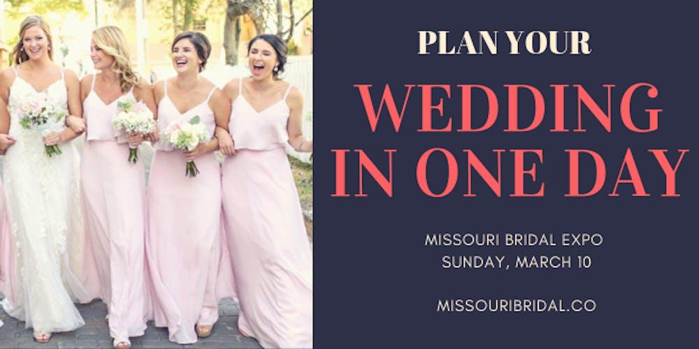 Missouri Bridal Expo Lake Of The Ozarks Sunday March 10 2019