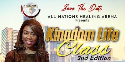 Kingdom Life Class 2nd Edition