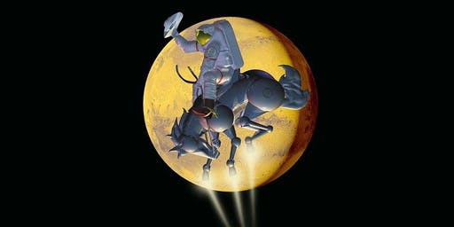 Space Cowboy Ball 2019