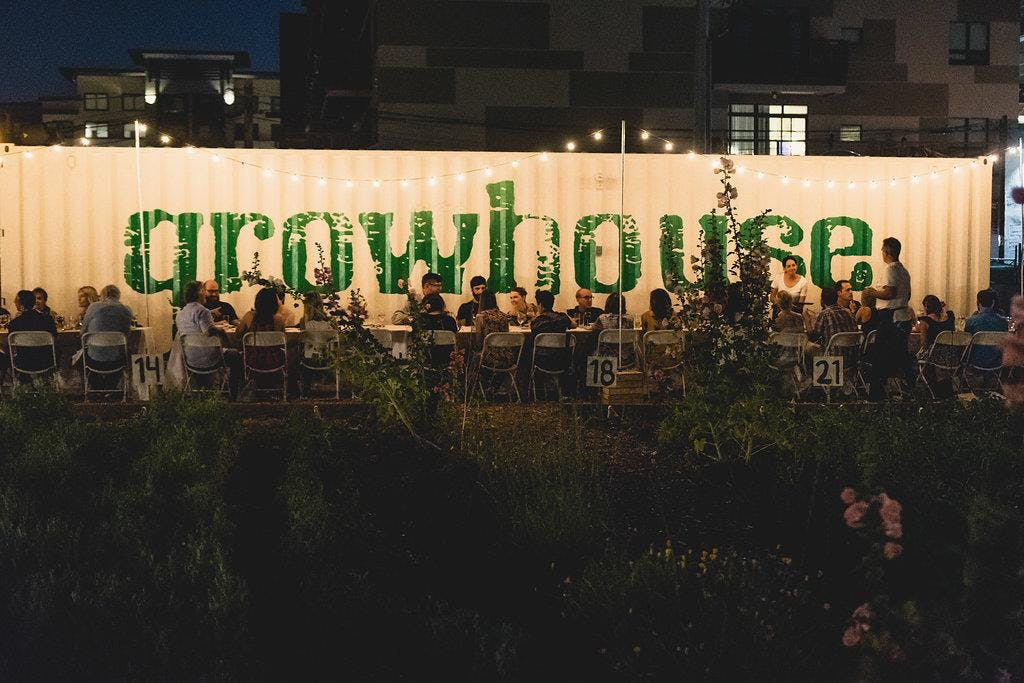 CultivEAT 2019 - A Farm-to-Table Dinner at the Growhouse Urban Agriculture Center