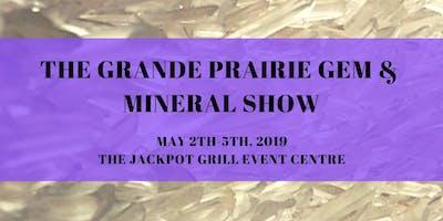 The Grande Prairie Gem & Mineral Show