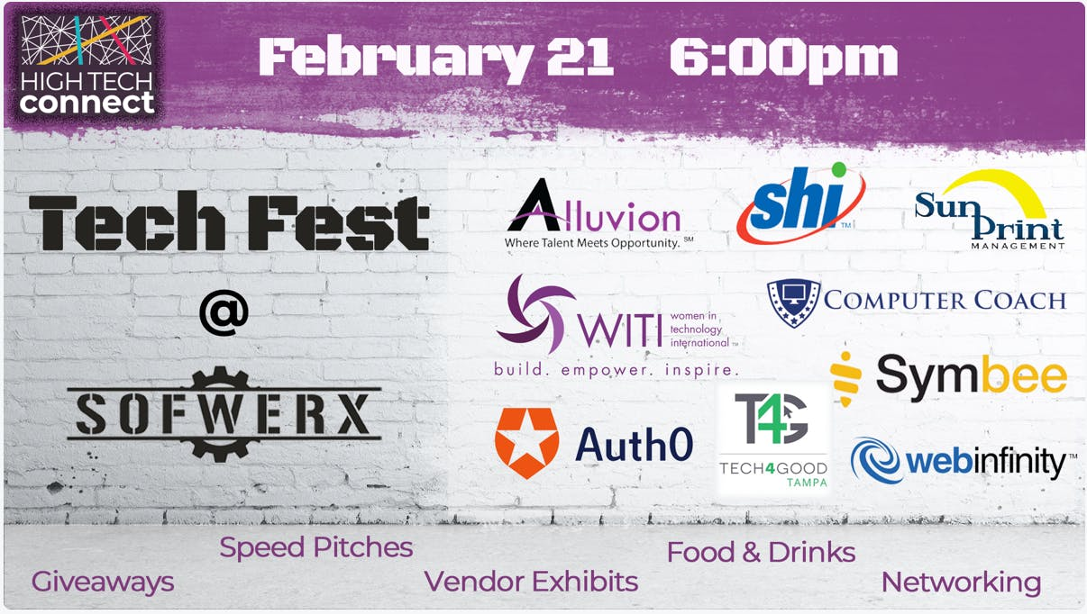 February Tech Fest, by High Tech Connect
