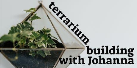 Terrarium Workshop tickets