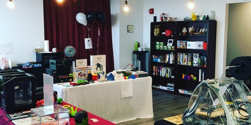 STEAM 3D Makerspace Open House