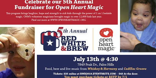 Red White and Brew 2019