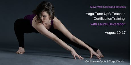 Yoga Tune Up® Teacher Certification Training tickets