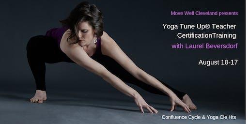Yoga Tune Up® Teacher Certification Training