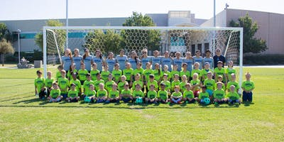 2019 Crush Youth Soccer Camp (Grades K-8)