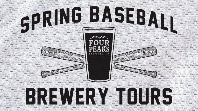 Four Peaks Spring Baseball Brewery Tours
