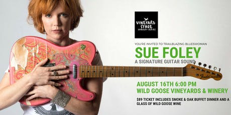 Sue Foley tickets