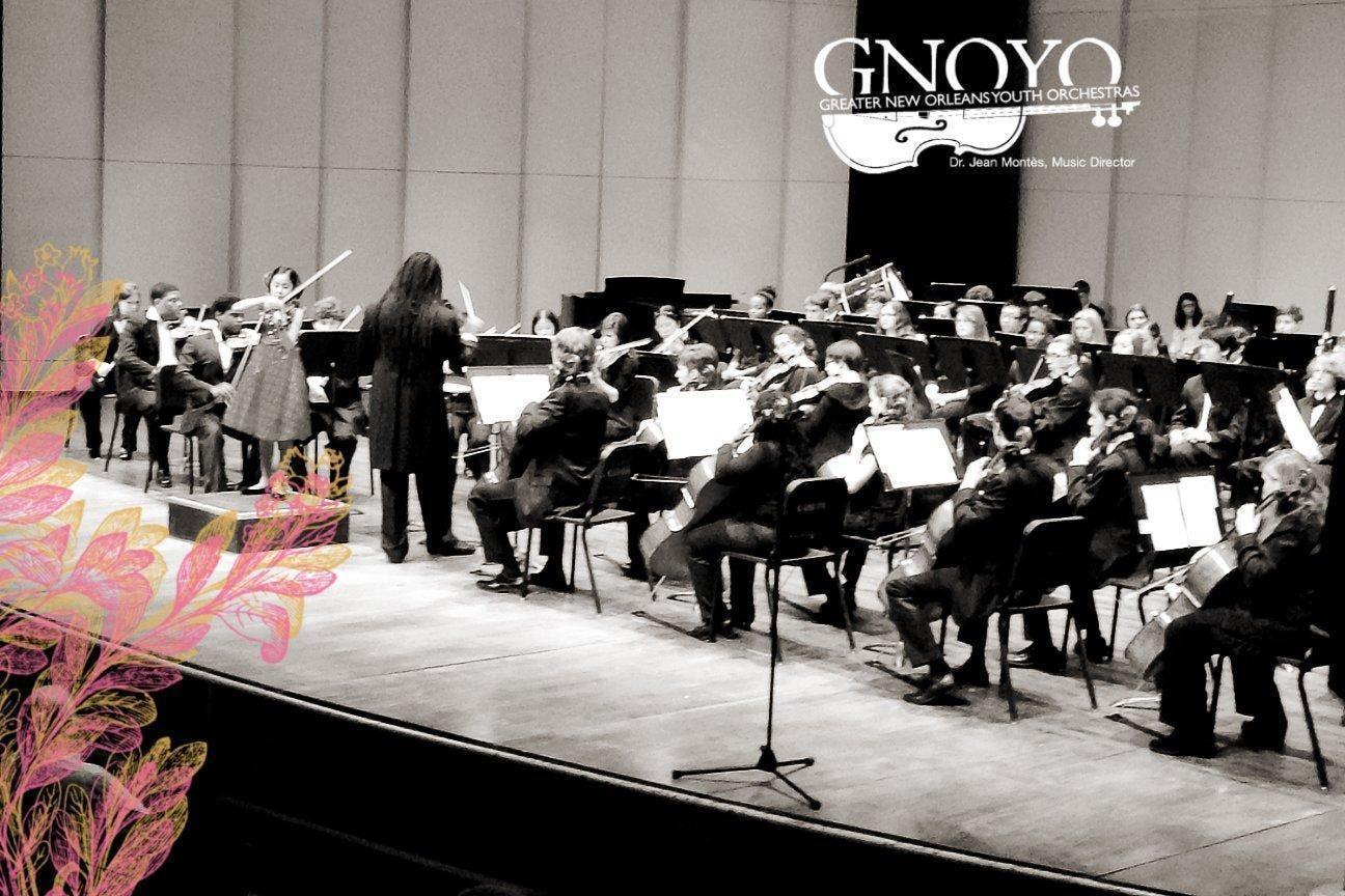 GNOYO's 2018-2019 Season Spring Concert