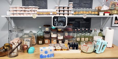 Afternoon Summer Craft Camp: Body Product Lab tickets