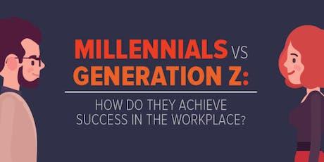 WORKFORCE EVENT: Enough About Millennials (Gen Y), What about Gen Z? tickets