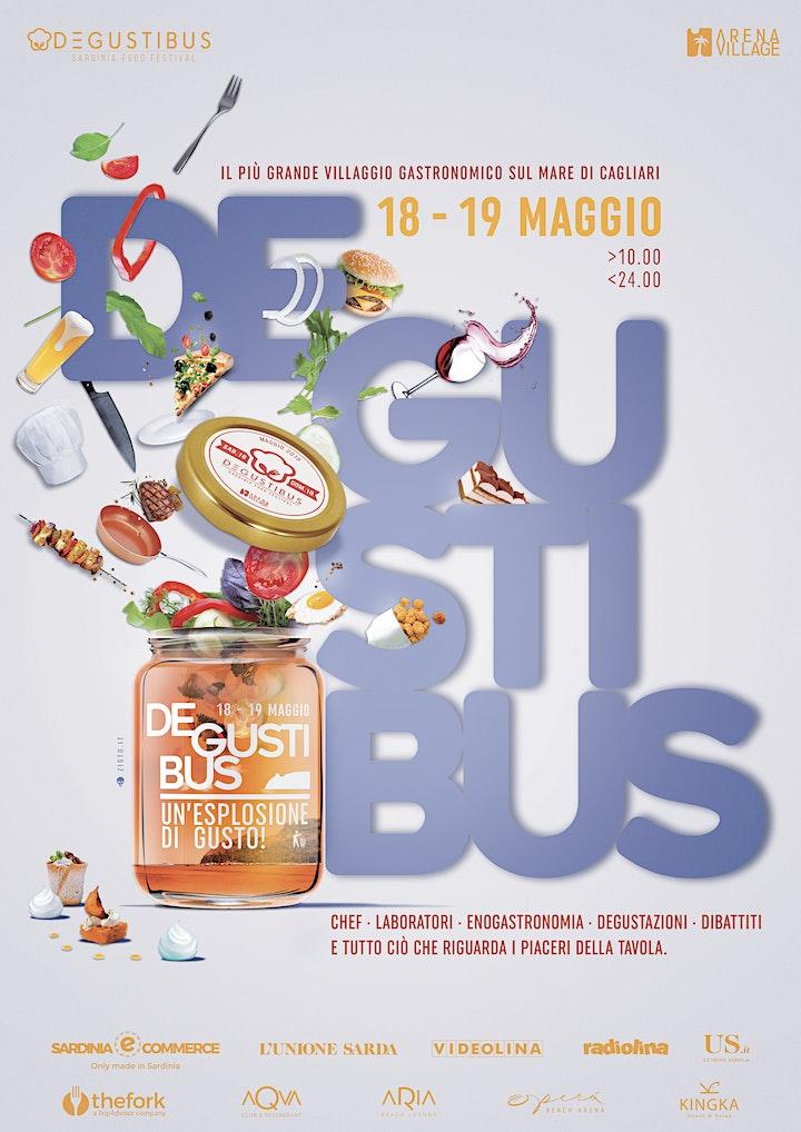 Immagine Degustibus Sardinia Festival - L'evento gastronomico sul lungomare