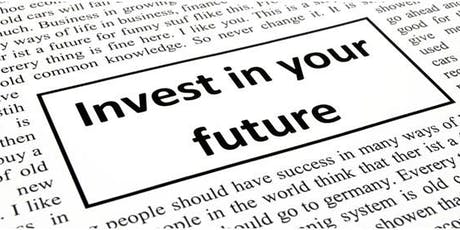 Financial Literacy - Saving Your Future tickets