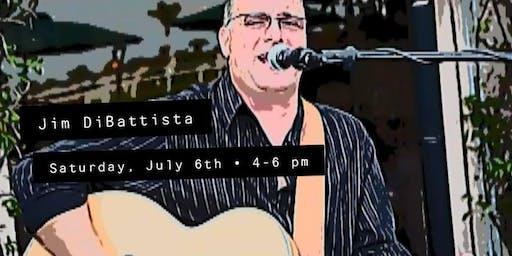 Jim DiBattista - live at Durty Bull!