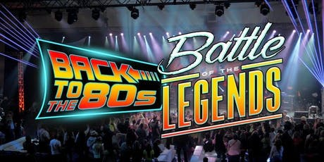 Back To The 80s YMM - 2019 tickets
