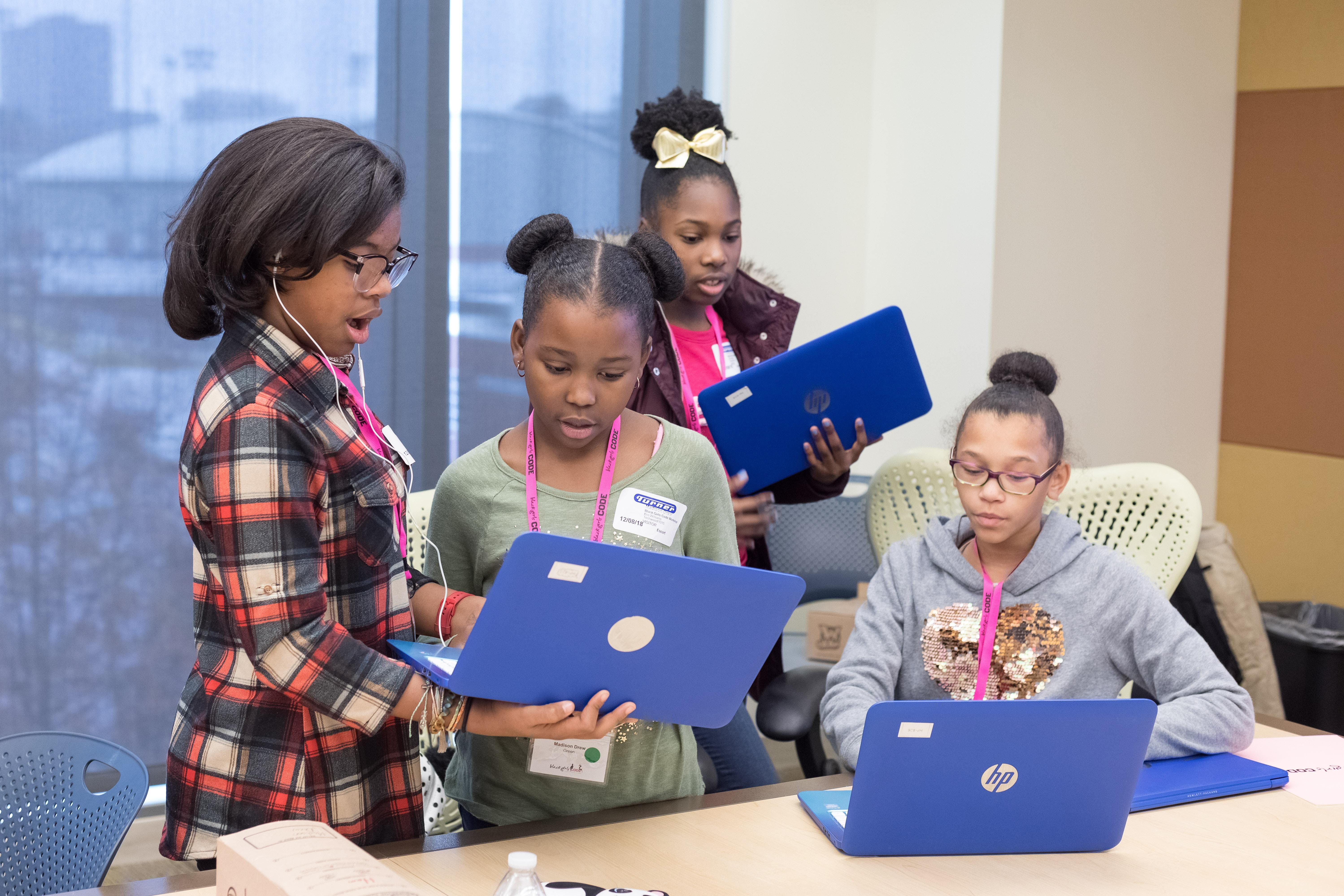 Black Girls CODE Houston Chapter Presents: Teach, Play, and Learn with  Artificial Intelligence