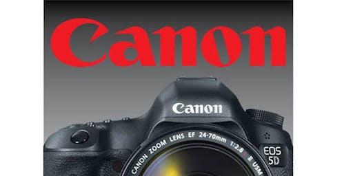 Canon DSLR Basics with Mike Monezis – PAS