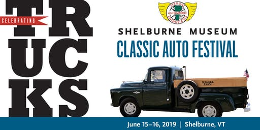 Shelburne Museum Classic Auto Festival 2019
