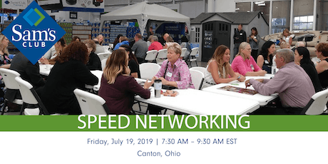 Speed Networking @ Sam's | Business Professionals in Canton tickets