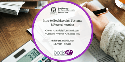 Intro to Bookkeeping Systems & Record-keeping
