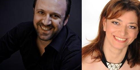 """Danilo Formaggia Tenor and Catia Capua Piano """"Homage to the Great Maestro """"Beniamino Gigli"""""""