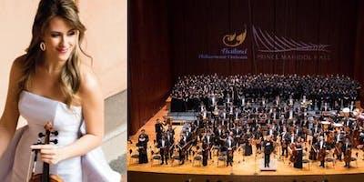 Francesca Dego Violinist and Thailand Philharmonic