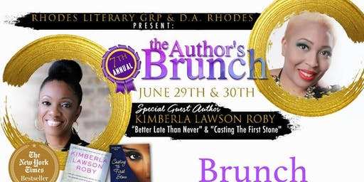 The Author's Brunch Chicago 2019