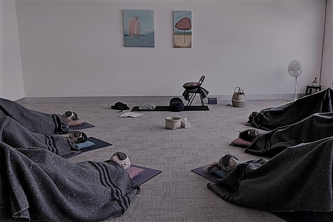 March Deep Rest Restorative Yoga - 90 minutes