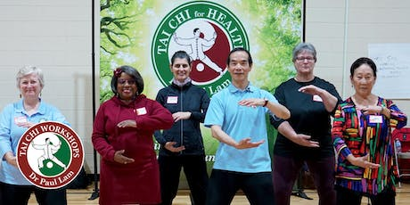 NEW YORK:  Exploring Five Elements Qigong with Dr Paul Lam tickets