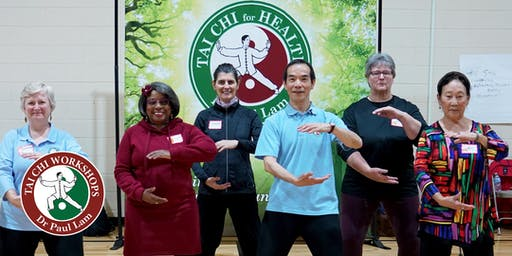 NEW YORK:  Exploring Five Elements Qigong with Dr Paul Lam
