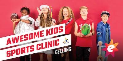 Kids Sports Clinic in Geelong