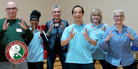 IOWA: Exploring Five Elements Qigong with Dr Paul Lam tickets