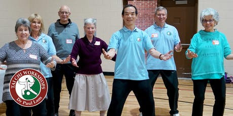 UTAH:  Exploring Five Elements Qigong with Dr Paul Lam tickets
