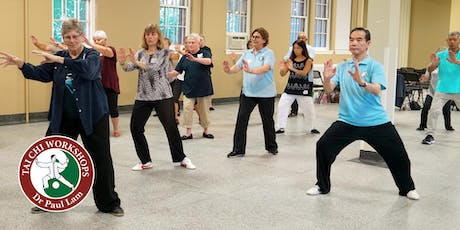 NEW YORK:  Enhancing Yang Style Tai Chi 24 Forms with Dr Paul Lam tickets