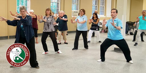 NEW YORK:  Enhancing Yang Style Tai Chi 24 Forms with Dr Paul Lam