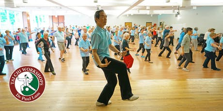 FRESNO:  Enhancing Yang Style Tai Chi 24 Forms with Dr Paul Lam tickets