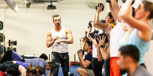 RYU's ACE - Full Body Circuit Training with Nik V