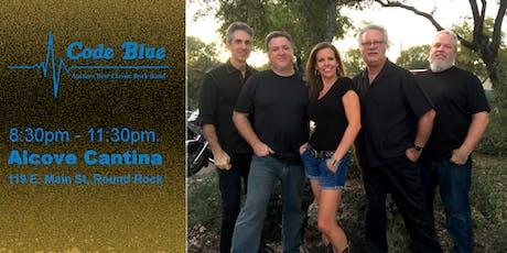 Code Blue Live at Alcove Cantina  tickets
