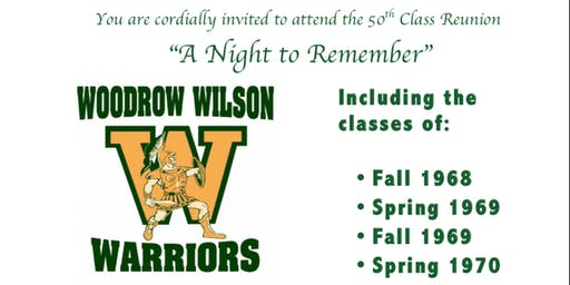 Woodrow Wilson 50th Class Reunion