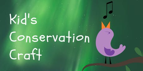 Threatened Species Nature Day - Kid's Conservation Craft Activity tickets