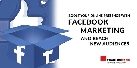 Facebook Marketing For Malaysian Businesses Training Course - HRDF Approved tickets