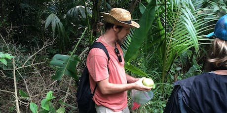 Monthly Foraging with Nat and Slow Food O'ahu tickets